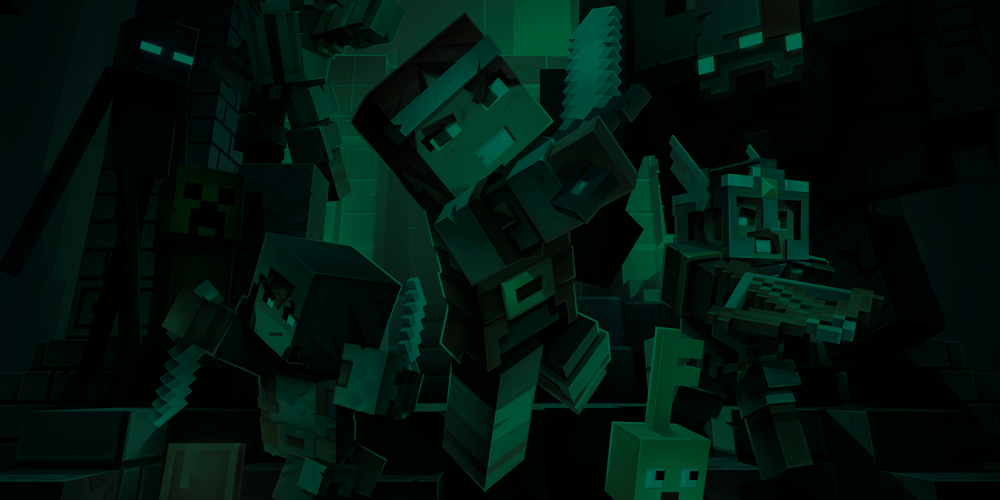 Minecraft Dungeons Game Review Feature Image