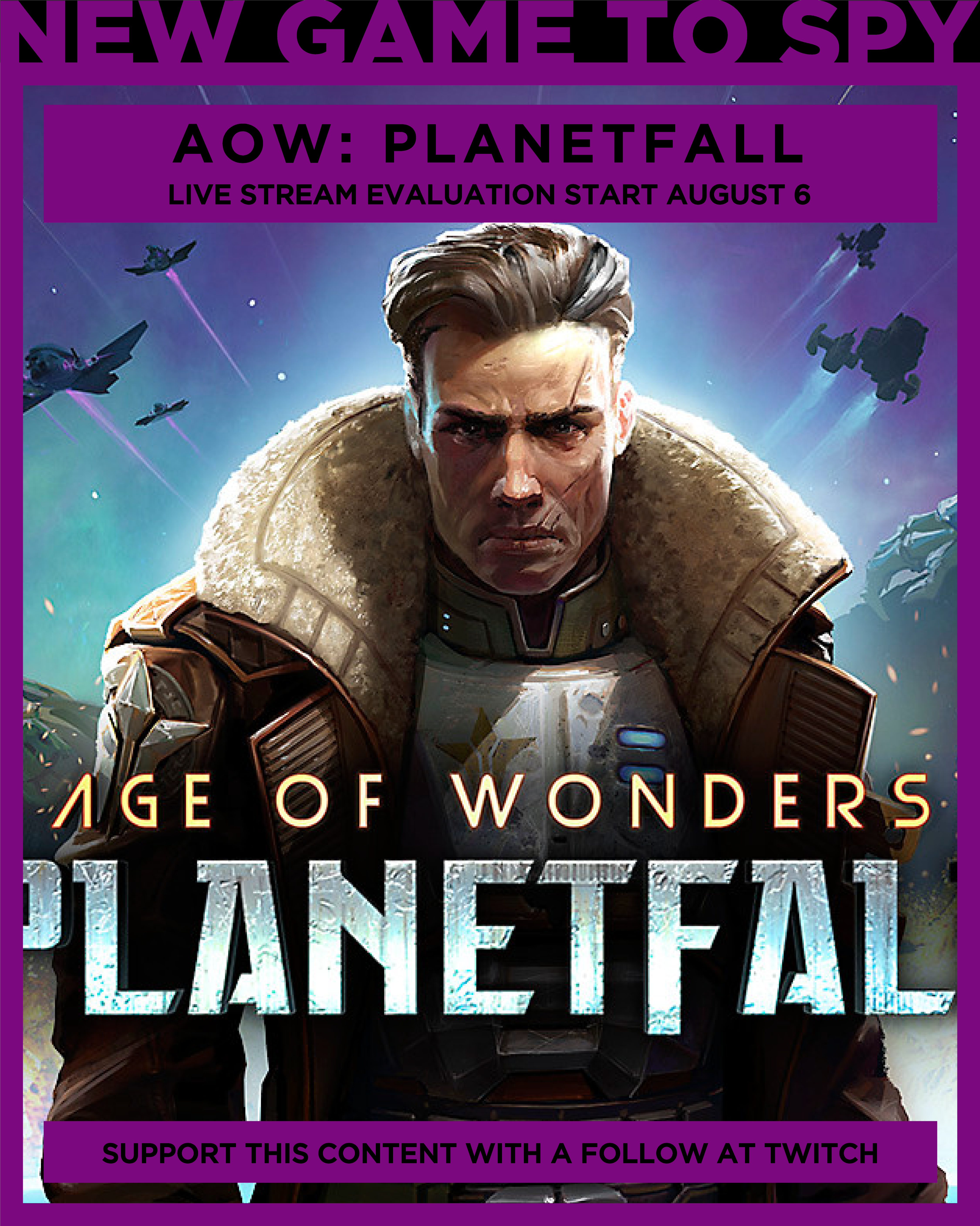 Next Game Review Age Of Wonders: Planetfall