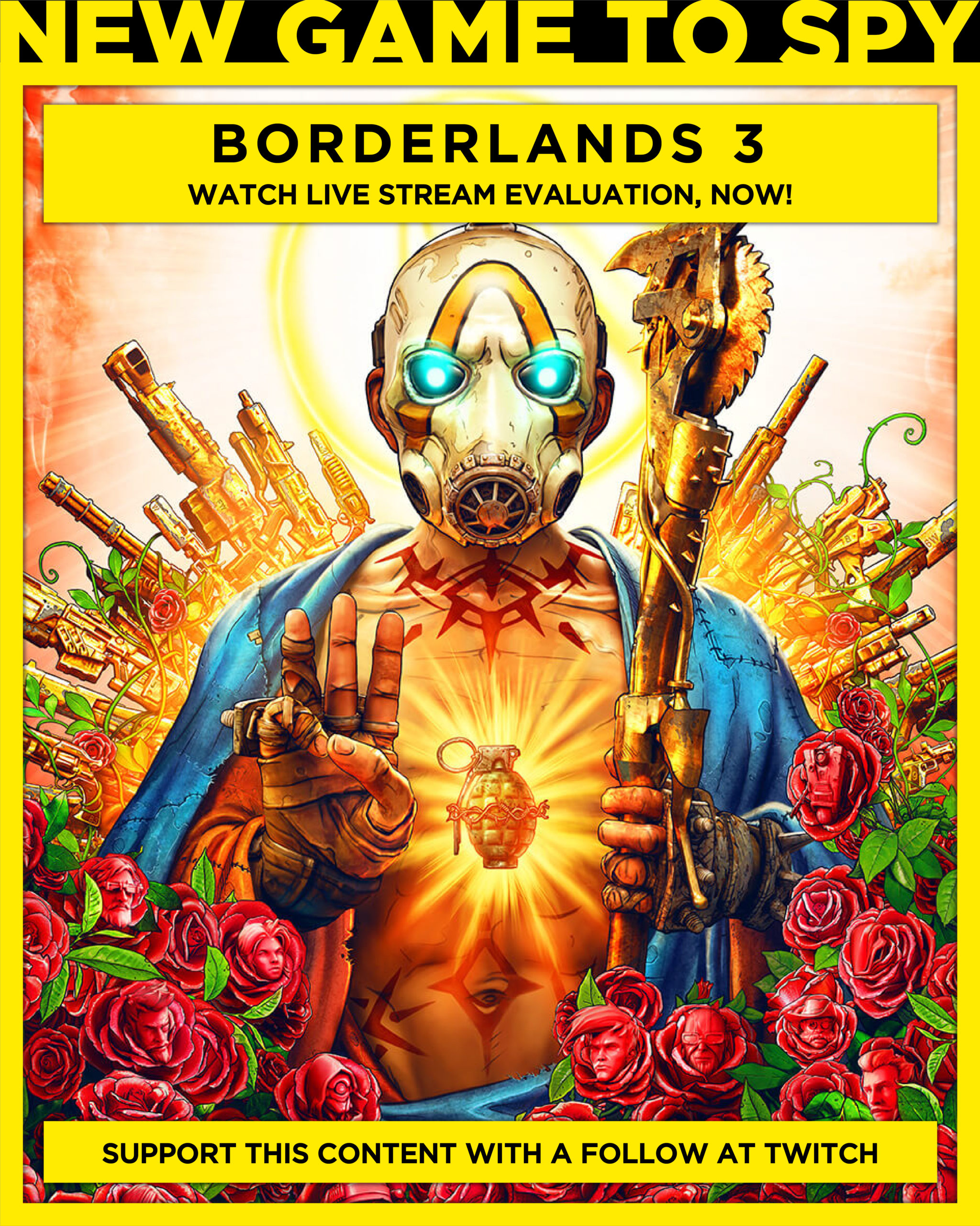 Next Game Review Borderlands 3