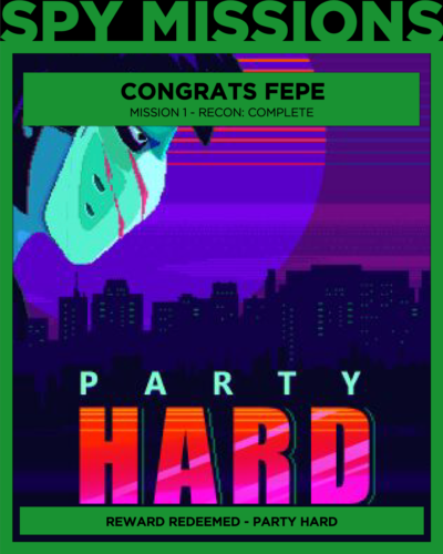 Free Game Won Party Hard
