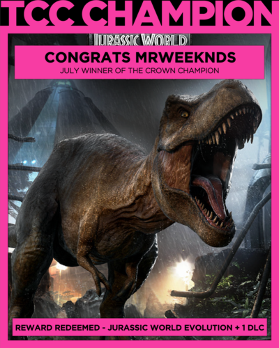 Free Game Won Jurassic World Evolution