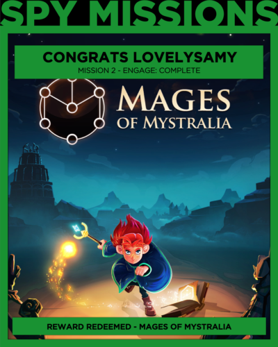 Free Game Won Mages of Mystralia