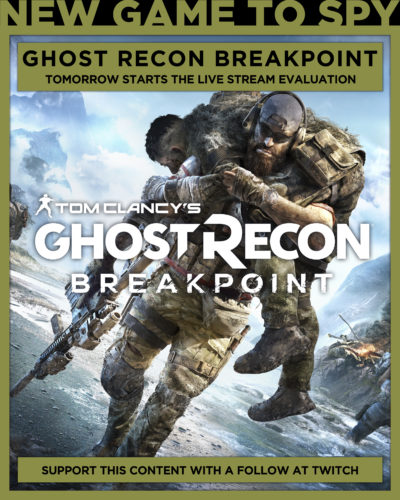 Next Game Review Ghost Recon Breakpoint