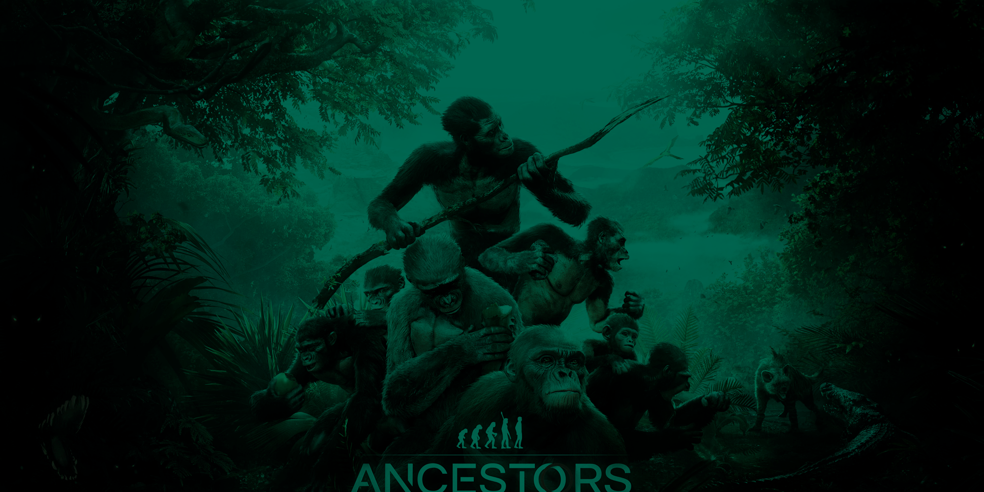 Ancestors: The Humankind Odyssey Game Review Feature Image