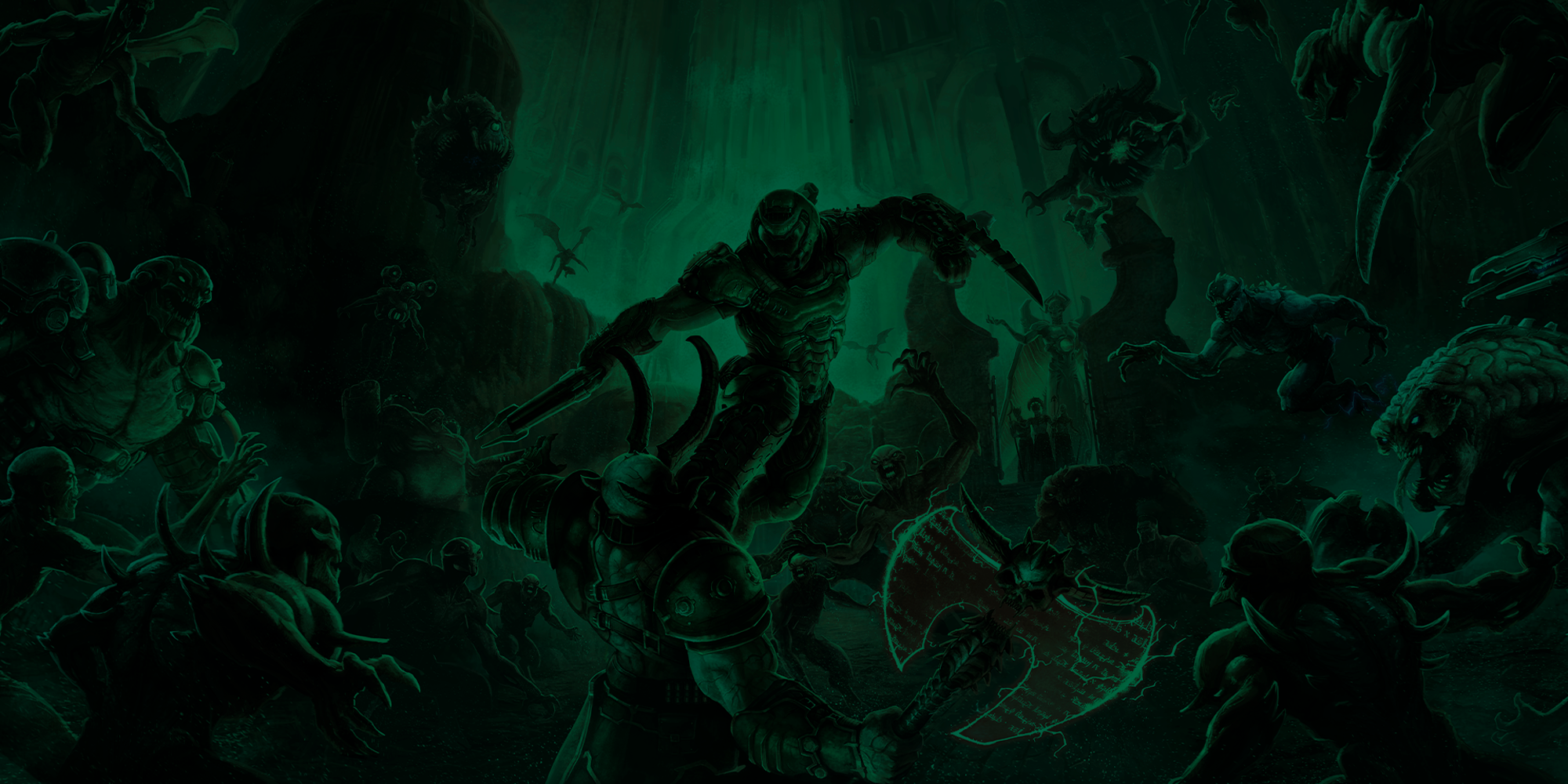 Doom Eternal Game Review Feature Image
