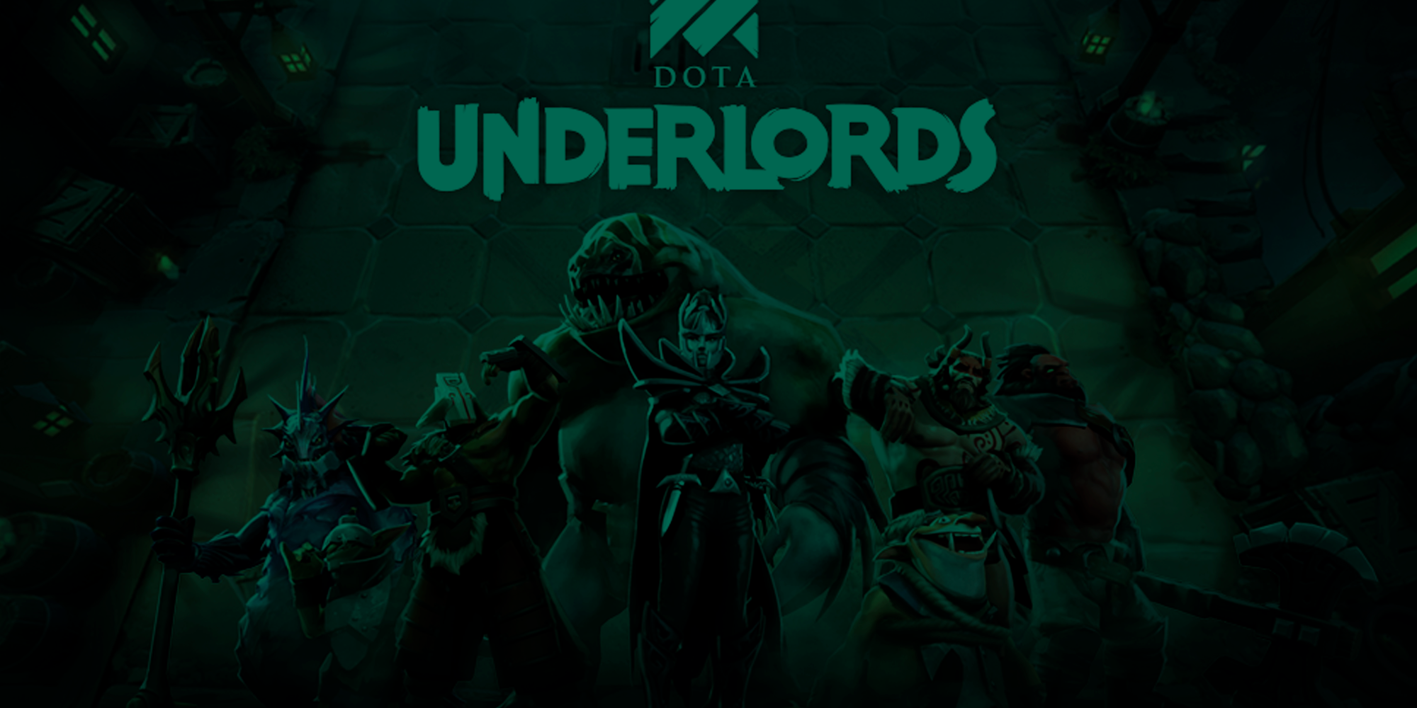 Dota Underlords Game Review Feature Image
