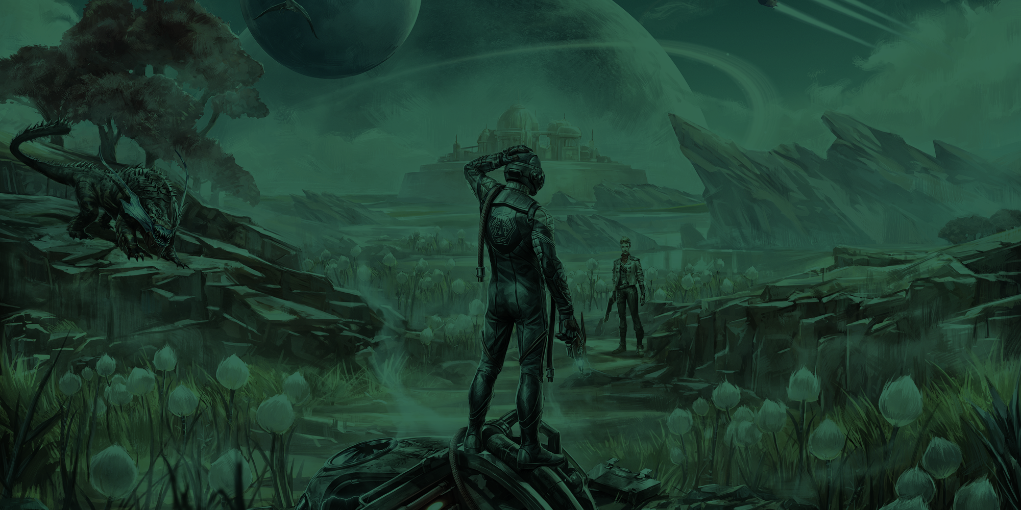 The Outer Worlds Game Review Feature Image