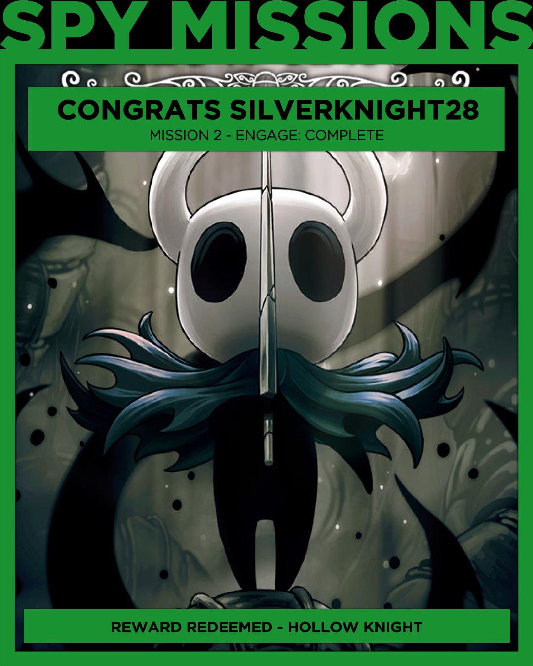 Free Game Won Hollow Knight