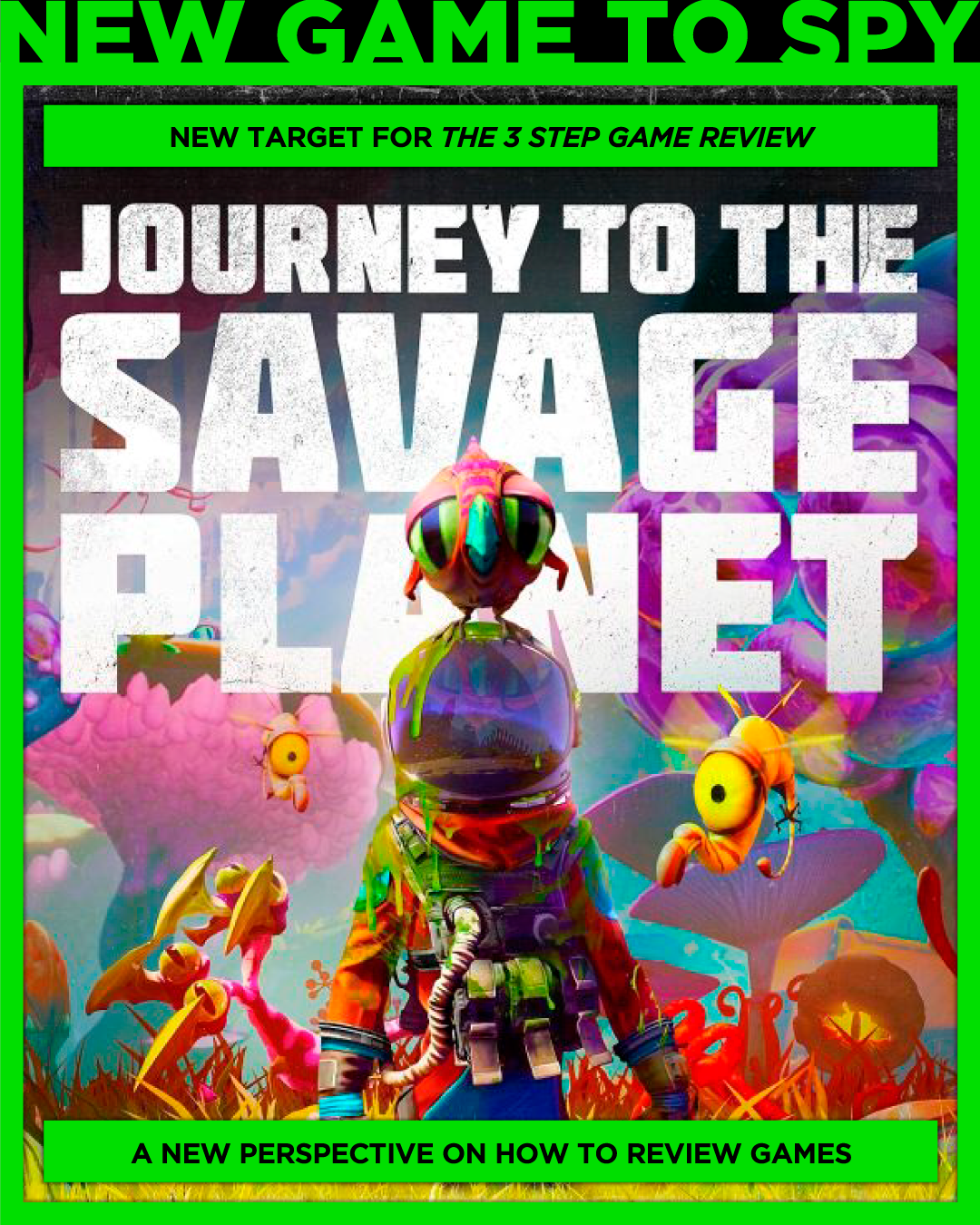 Next Game Review Journey To The Savage Planet