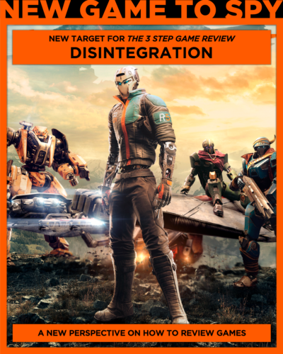 Next Game Review Disintegration