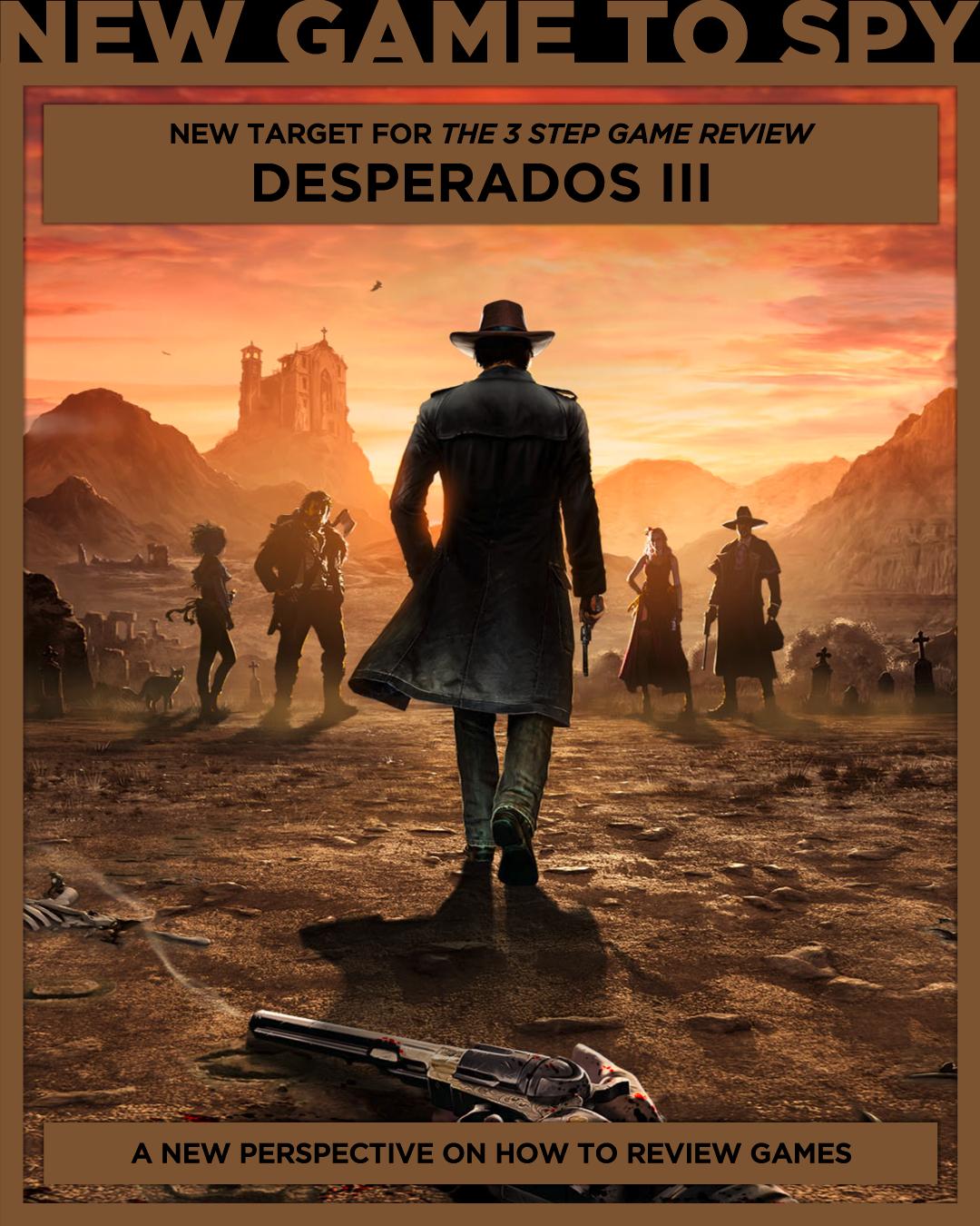 Next Game Review Desperados 3