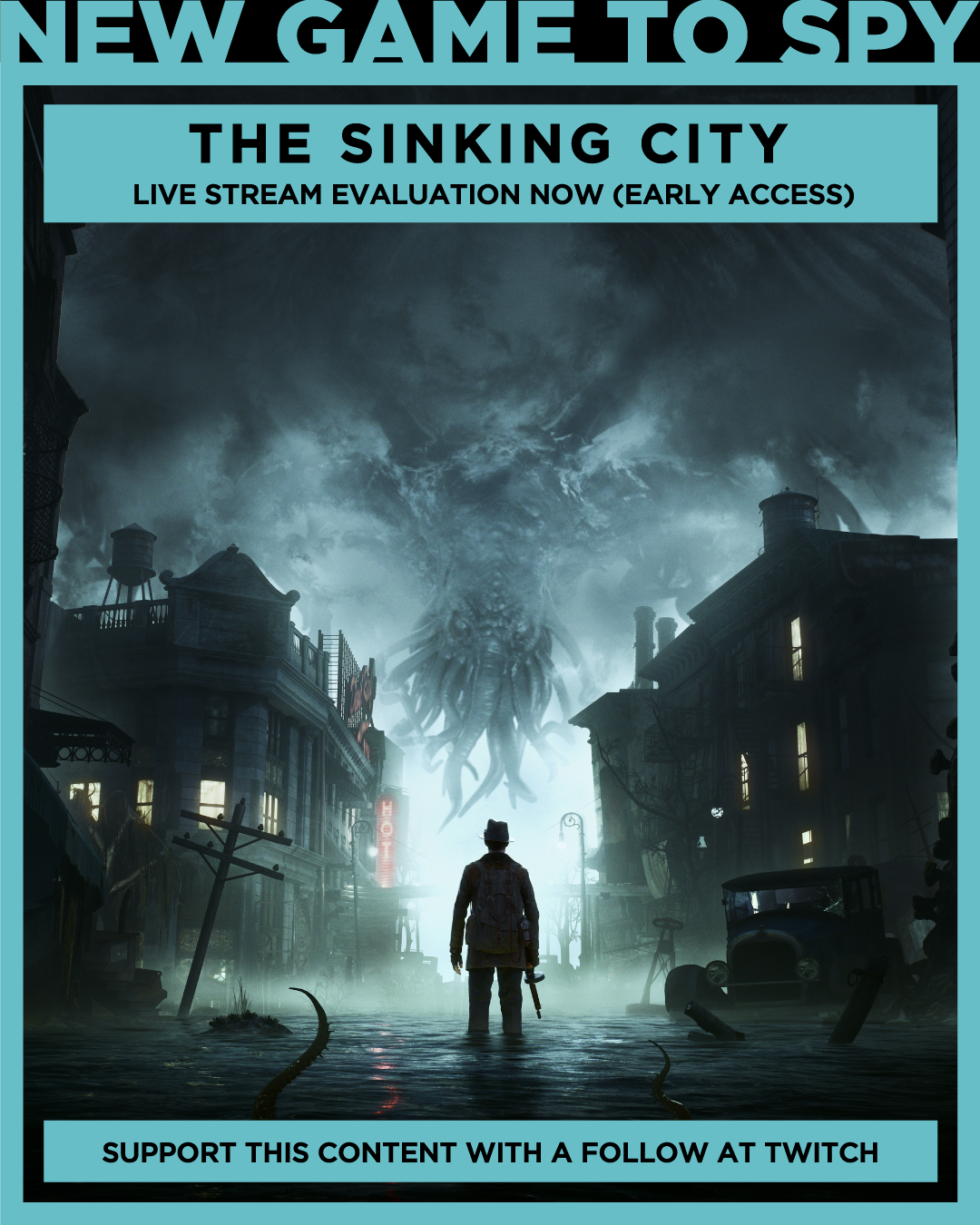 Next Game Review The Sinking City
