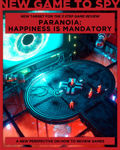 Next Game Review Paranoia: Happiness Is Mandatory