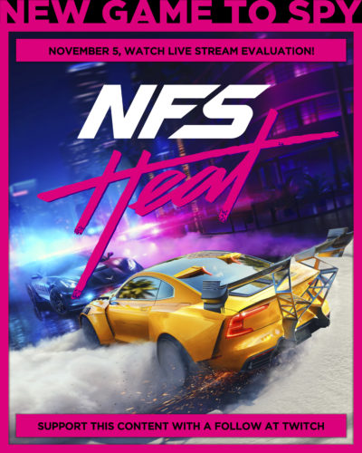 Next Game Review Need For Speed Heat