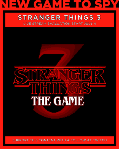 Next Game Review Stranger Things 3