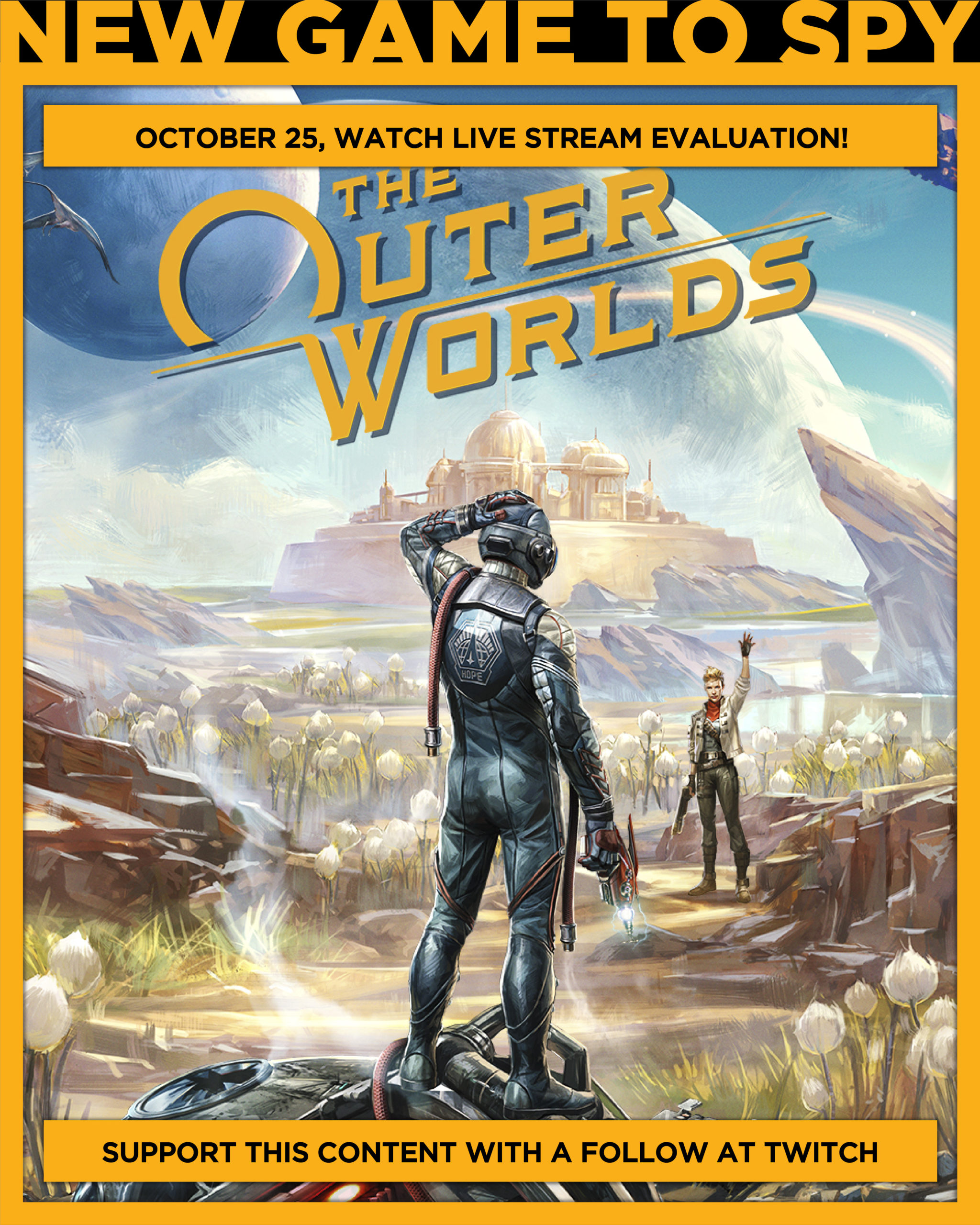 Next Game Review The Outer Worlds