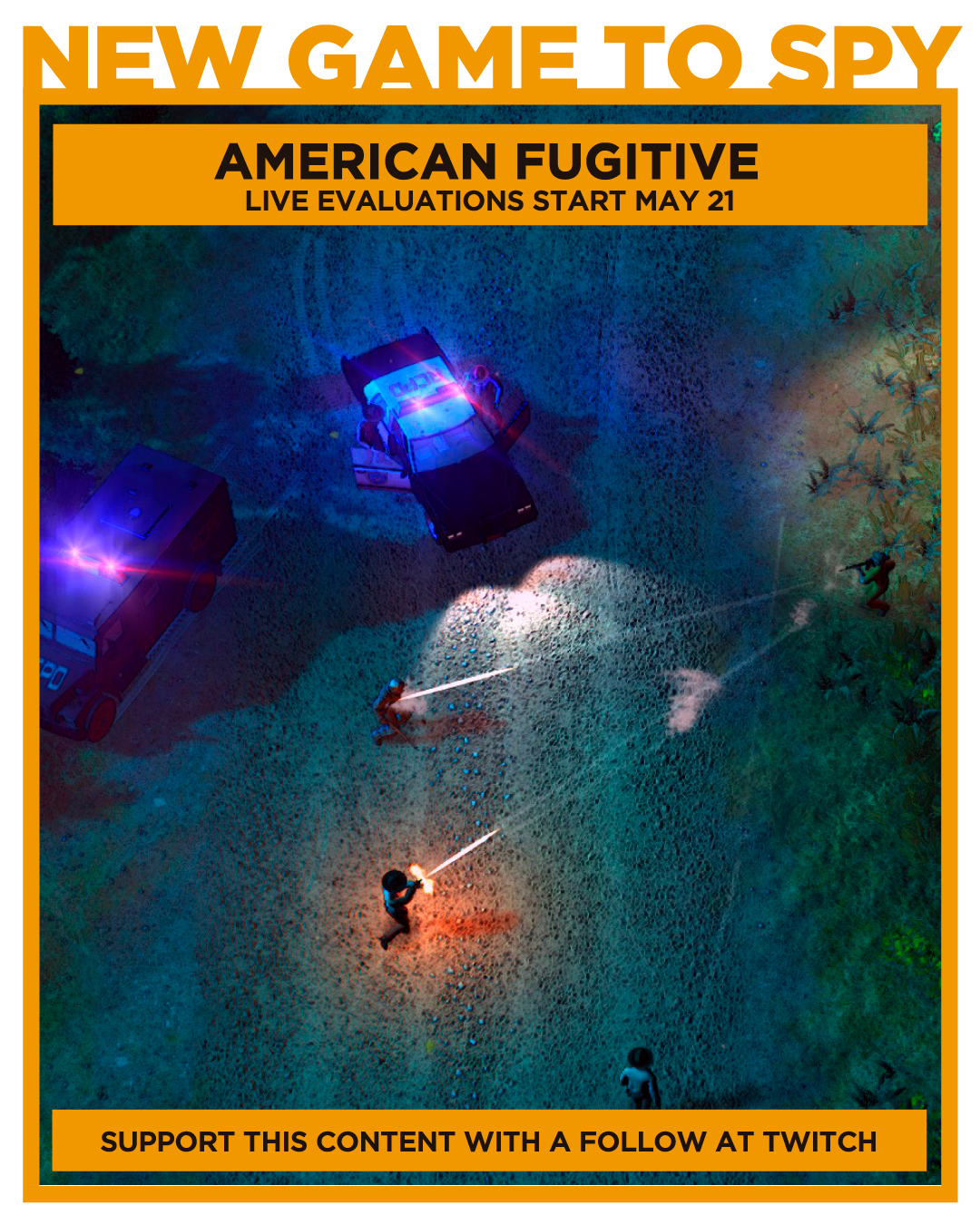 Next Game Review American Fugitive