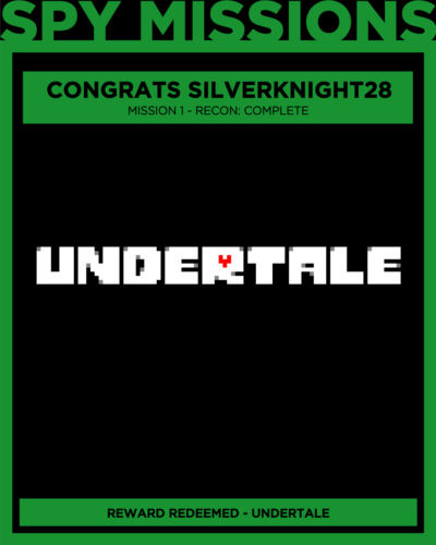 Free Game Won Undertale
