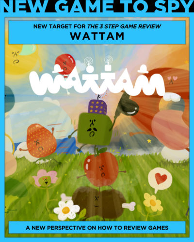 Next Game Review Wattam